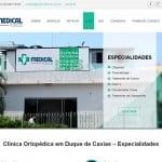 Site da Medical Force