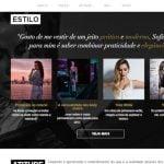 Site Cleo Pires Oficial 2016